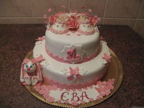 Дитячі тортики на день народження фото