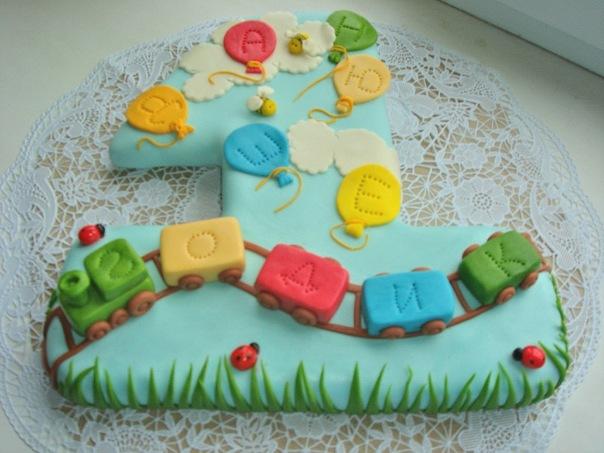 Дитячі торти з рецептами